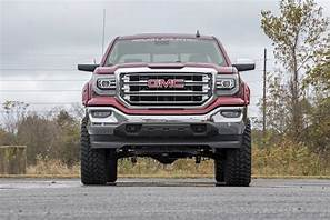 14-18 Chevy Silverado/GMC Sierra 1500 7 inch Rough Country Lift Kit - Elite Auto Customs