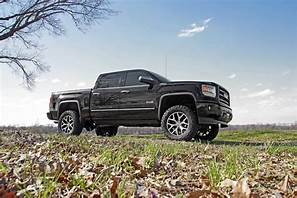 14-18 Chevy Silverado/GMC Sierra 1500 5 inch Rough Country Lift Kit - Elite Auto Customs