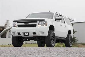 07-13 Chevy Silverado/GMC Sierra 1500 7 inch Rough Country Lift Kit - Elite Auto Customs
