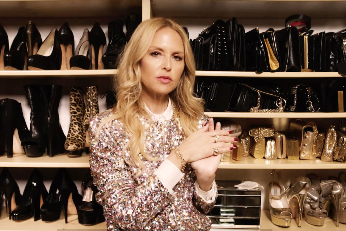 Watch As Rachel Zoe Takes Us Inside Her Closet