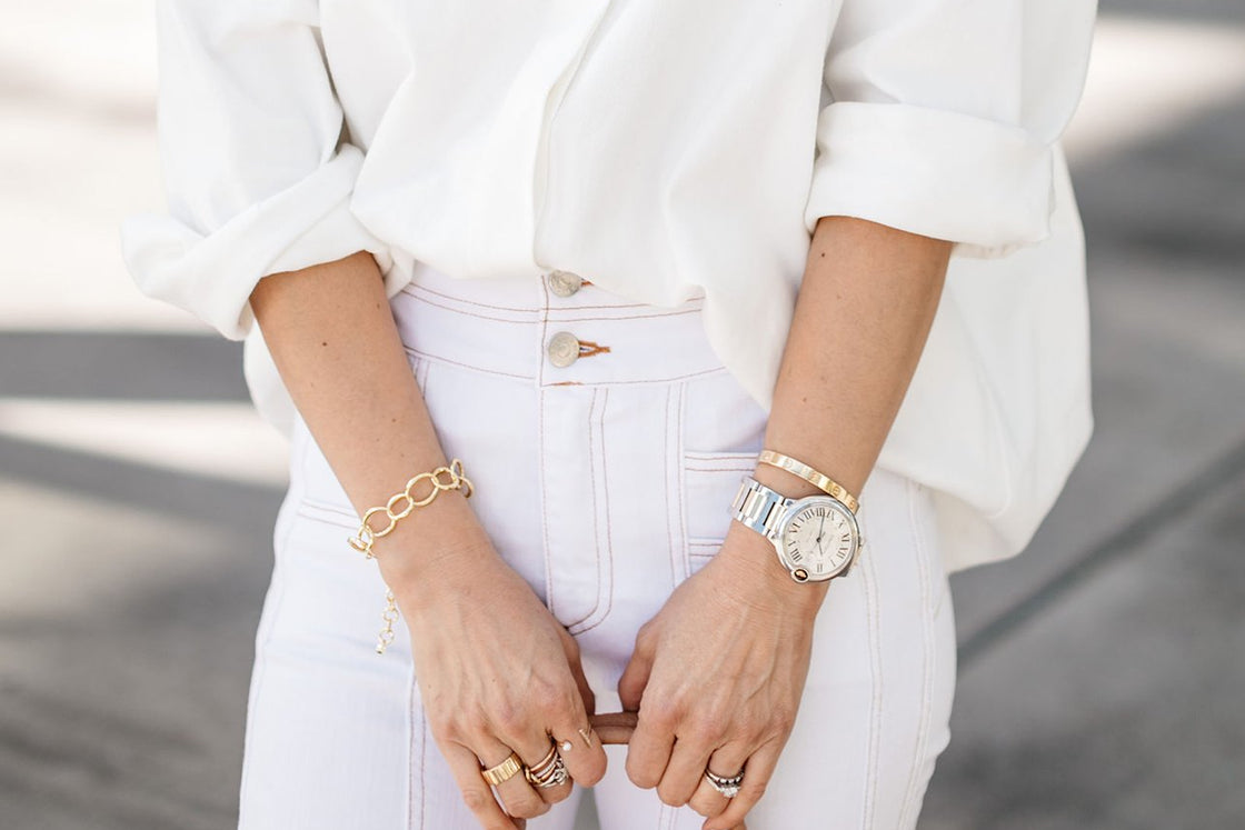 Spring Essential: Chain Link Jewelry & How To Style It