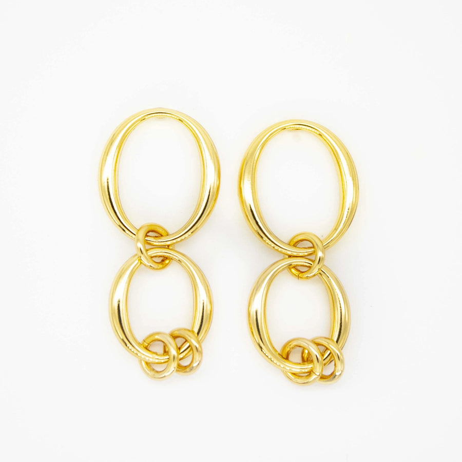 Chain Earrings Gift With Purchase