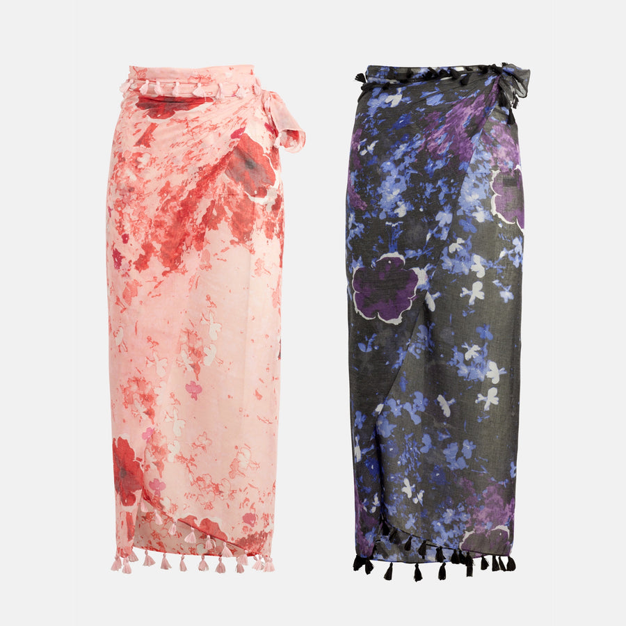Dream Floral Sarong