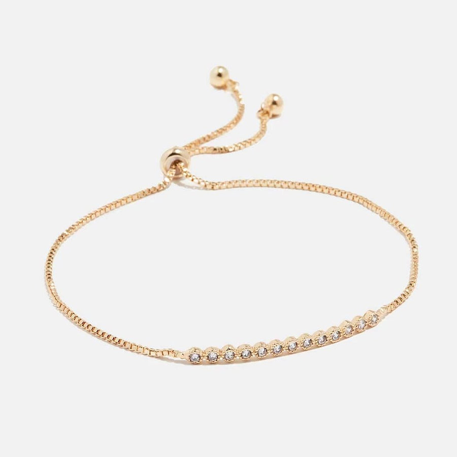 Jules Smith Gold Daisy Chain Bracelet