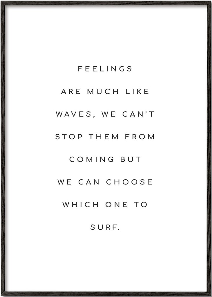 Feelings quote