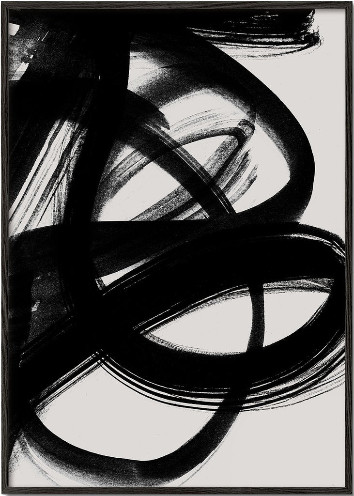Abstract Brush Strokes 5