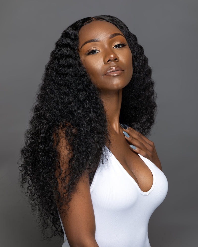 VIRGIN CLOSURES & FRONTALS
