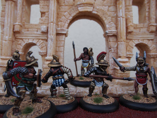 Morituri te Salutant - A Tribal supplement