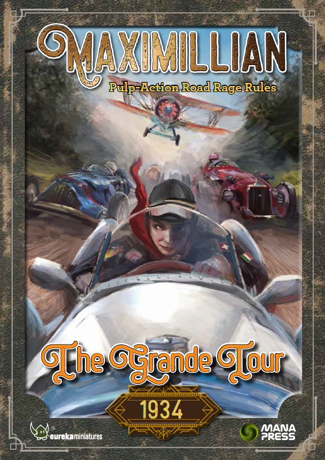 THE GRANDE TOUR - MAXIMILLIAN 1934 PDF