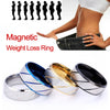 Magnetic Medical Anti Cellulite Ring Lose Weight
