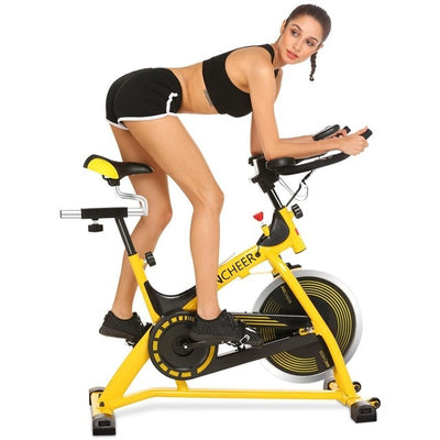 Home Gym Fitness Indoor Spinning Cycling Training Exercise Bike