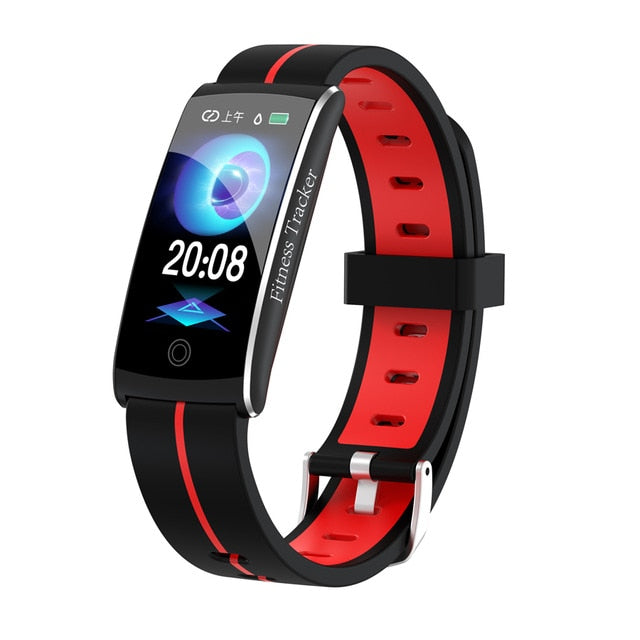 Waterproof IP68 smart fitness bracelet