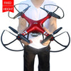 RC Drone Quadcopter  With 1080P Wifi FPV Camera  Professional Dron