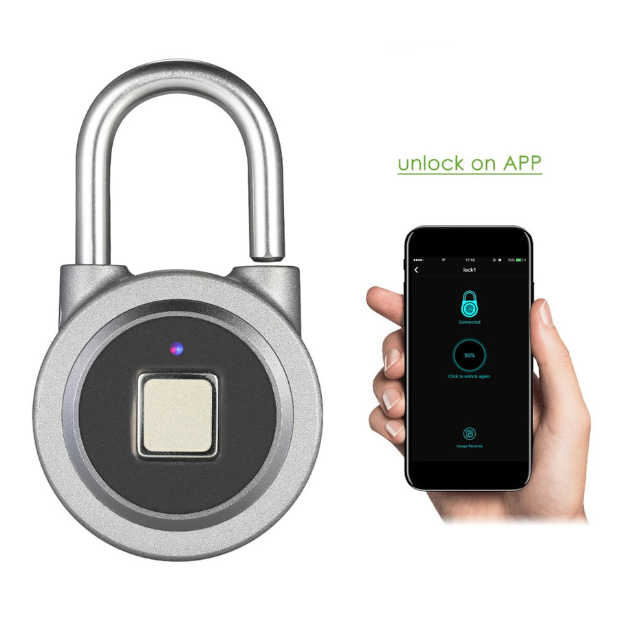 Key-less  Fingerprint Smart lock