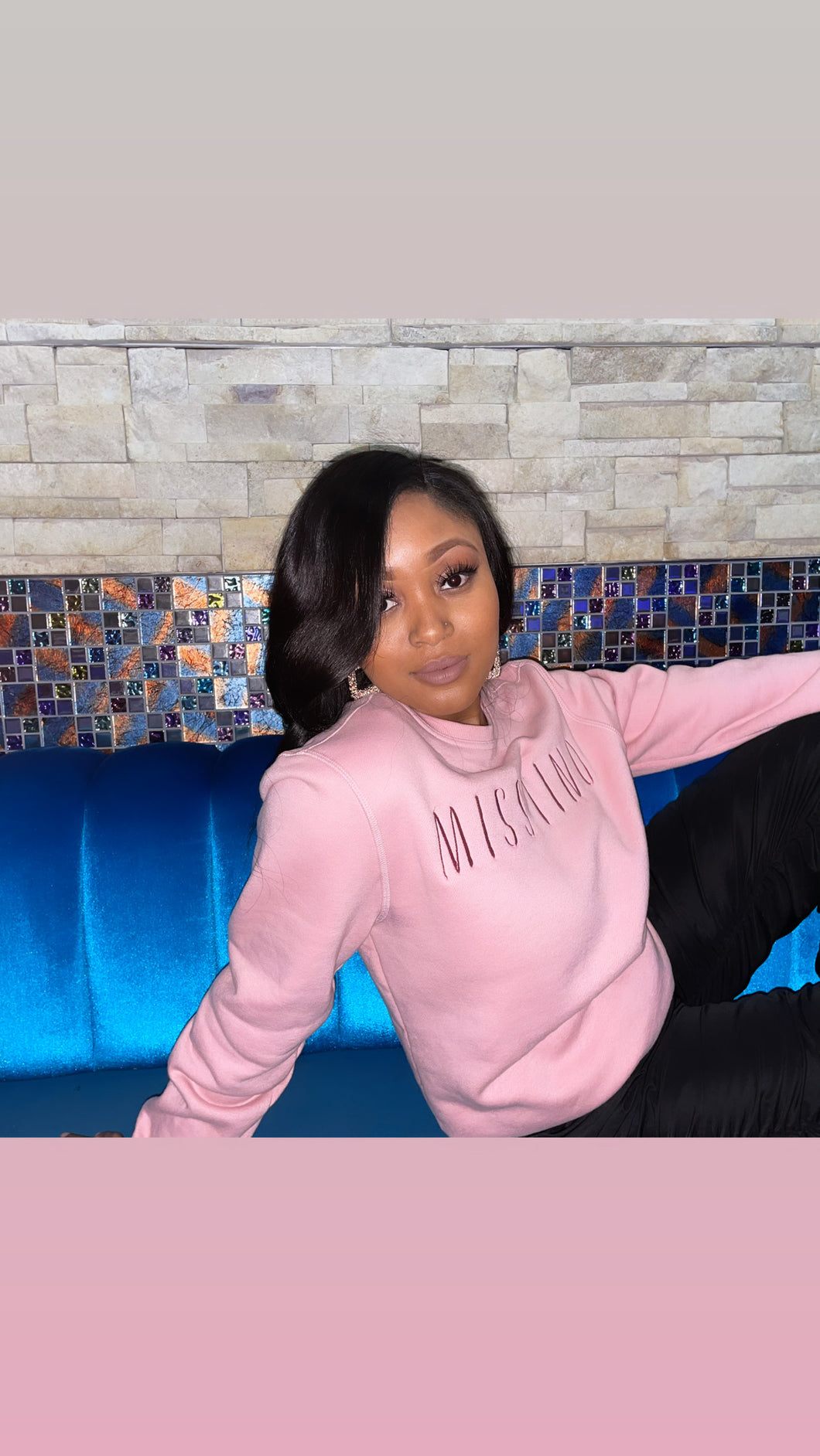 Women's HERstory Month Crewneck - Miss Tino Boutique