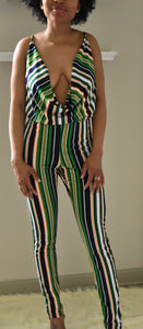 Fall'in Jumpsuit - Miss Tino Boutique
