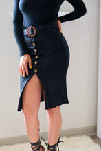 Load image into Gallery viewer, Classy Serpent Skirt - Miss Tino Boutique