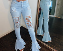 Load image into Gallery viewer, Distressed Jeans - Miss Tino Boutique