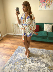 """Blossom"" Romper - Miss Tino Boutique"