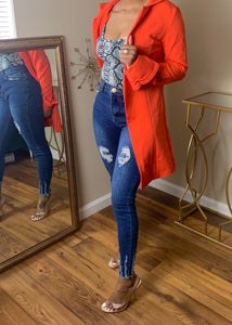 Seal The Deal Jacket - Miss Tino Boutique