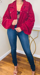 Cozy Jacket - Miss Tino Boutique