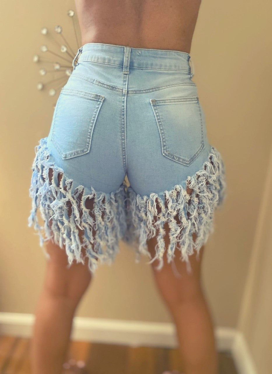 Not Neva Shorts - Miss Tino Boutique
