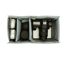 Load image into Gallery viewer, Studio/26 SOLETOTE Luxury Mirrorless Camera Tote  Waterproof Rubber Bottom