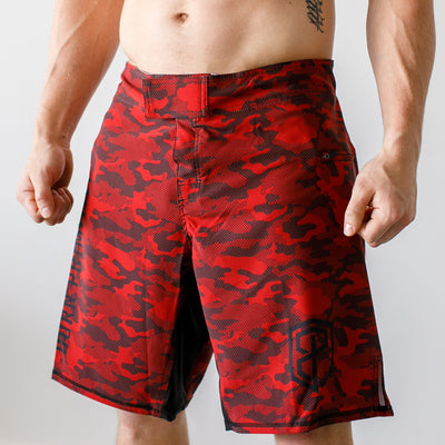 American Defender Shorts 2.0 (Napalm)