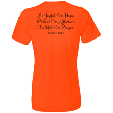 Load image into Gallery viewer, 880 Anvil Ladies' Lightweight T-Shirt 4.5 oz with Romans Verse