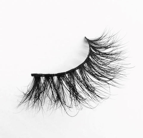 Mink Lashes: Diamond