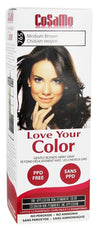 #765 Medium Brown Non-Permanent Hair Color (Comparable To Loving Care)