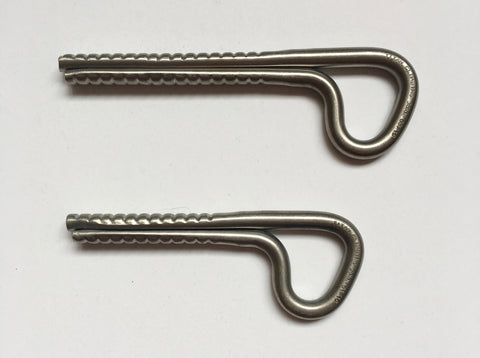 Titanium 'Eterna' Glue-in Anchor - Climbing Bolt Supplies