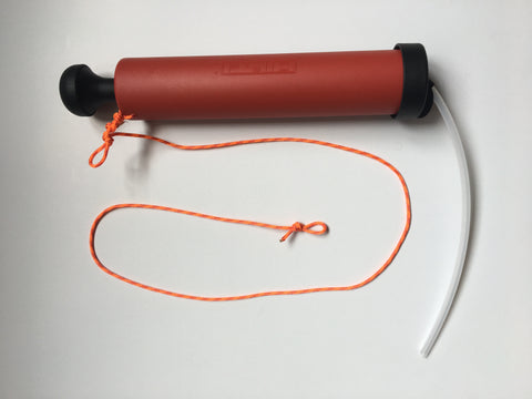Manual Hole Blow-Out Pump - Climbing Bolt Supplies