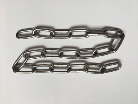 Stainless Steel Chain - Climbing Bolt Supplies