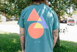 Shapes Tee (Emerald)