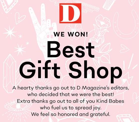 Editor's Choice: Best Gift Shop 2019