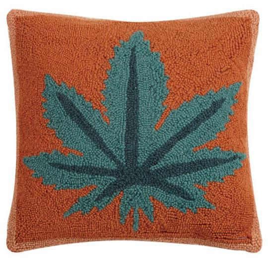 Mary Jane Hook Pillow