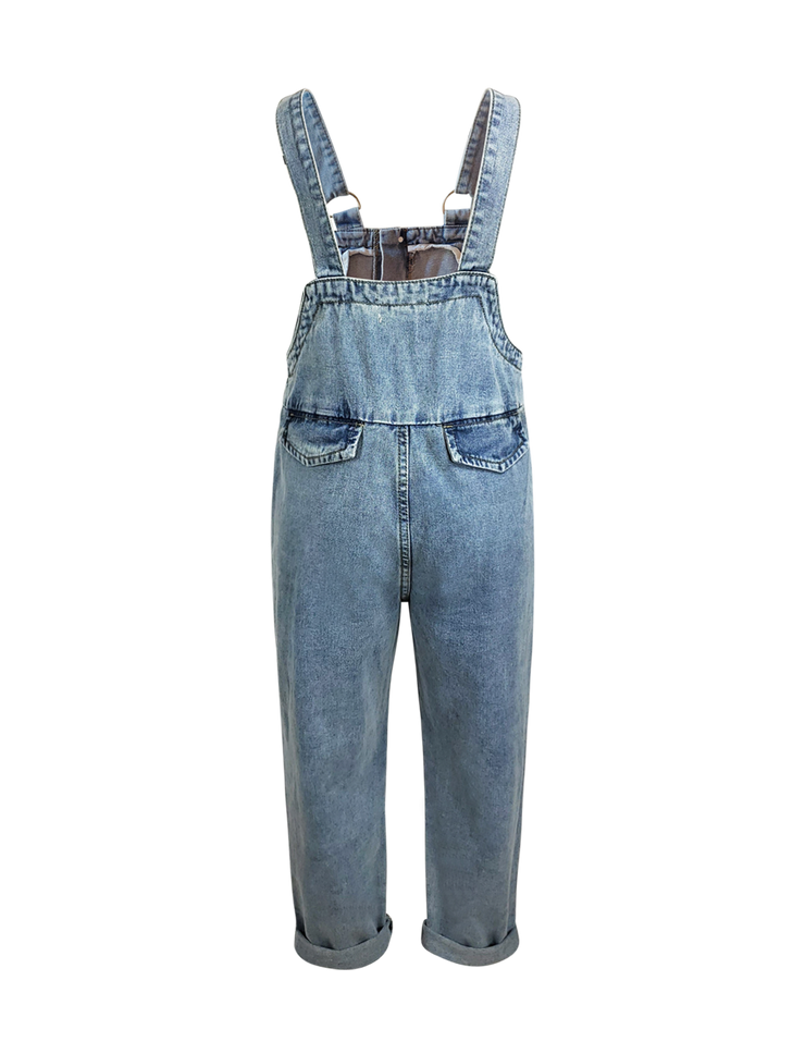 Daryl Denim Overall