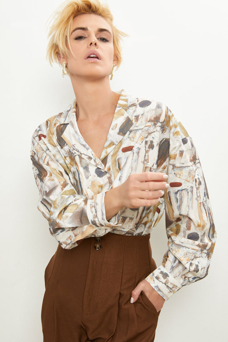 Mara Printed Shirt