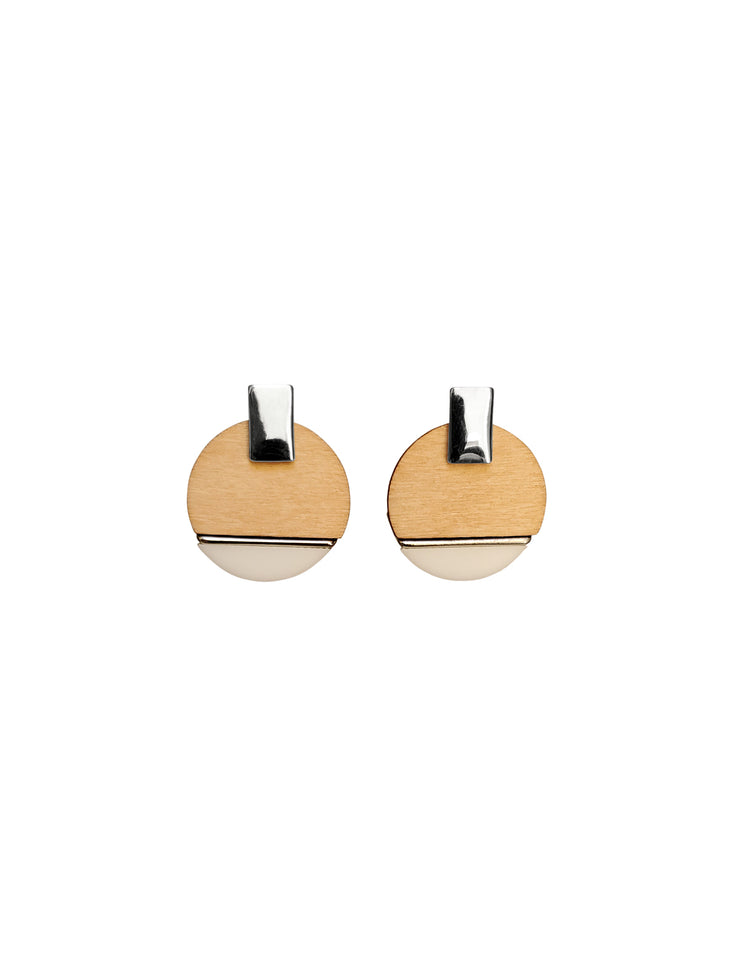 Rico Wood Earrings
