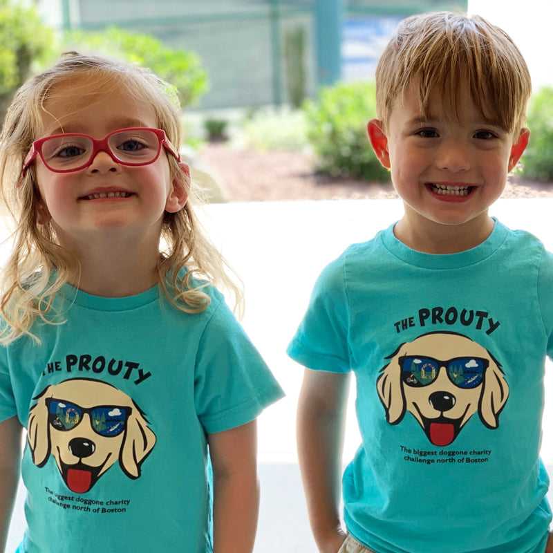 Prouty Toddler Tee. New Item!