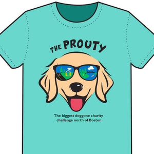Prouty Youth Tee. New Item!