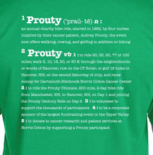 Load image into Gallery viewer, Adult Prouty Definition T-shirt