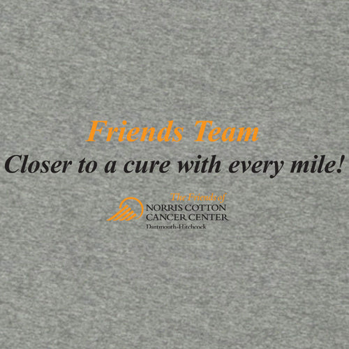 Men's Friends T-Shirt (New Balance)