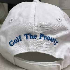 Golf the Prouty Logoed Hat