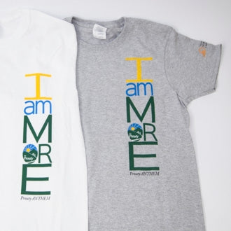 Prouty I Am More T-shirt