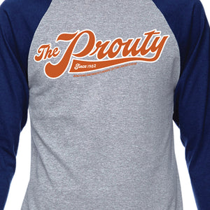 Men's Prouty Baseball Shirt