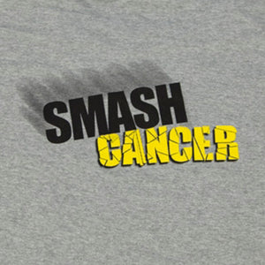 Men's Smash Cancer T-Shirt