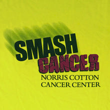 Load image into Gallery viewer, Women's Smash Cancer T-Shirt