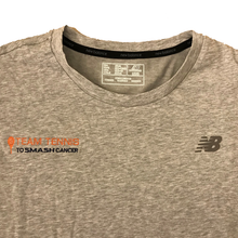 Load image into Gallery viewer, Men's Team Tennis to Smash Cancer T-Shirt (New Balance)
